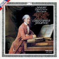 クリストファー・ホグウッド / モーツァルト:クラリネット&オーボエ協奏曲