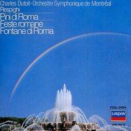シャルル・デュトワ / レスピーギ:交響曲「ローマの松 祭り 噴水」