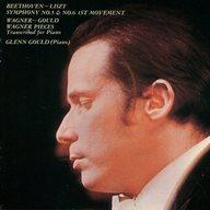 グレン・グールド(ピアノ) / ベートーヴェン:「運命」「田園」他(ピアノ編曲版)
