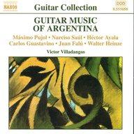 ビクトル・ビリャダンゴス(ギター) / アルゼンチンのギター音楽集