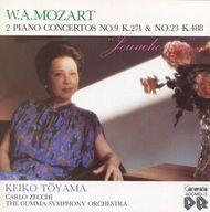 遠山慶子(ピアノ) カルロ・ゼッキ(指揮) 群馬交響楽団 / W.A.モーツァルト:ピアノ協奏曲 第9番 変ホ長調 K.271「ジュノーム」