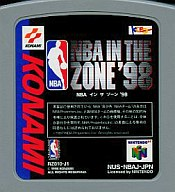 NBA IN THE ZONE'98 (SPG) (箱説なし)