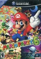 北米版 MARIO PARTY 6(国内版本体動作不可)(ソフト単品) (箱説なし)
