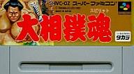 大相撲魂 (SPG) (箱説なし)