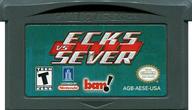 北米版 ECKS VS SEVER (国内版本体動作可) (箱説なし)