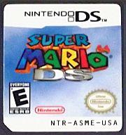 北米版 SUPER MARIO 64 DS(国内版本体動作可) (箱説なし)