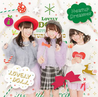 ランクB)愛乙女★DOLL / Heatup Dreamer[クリスマス盤A]