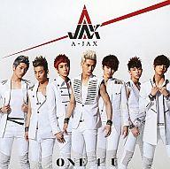 ランクB) A-JAX / ワン・フォー・ユー -ONE 4 U-[初回限定盤B +Photo Book](トレカ欠け)