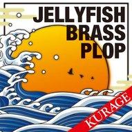 ランクB) Jellyfish Brass Plop / KURAGE