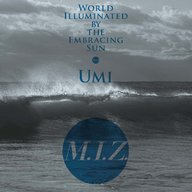 ランクB) M.I.Z. / 太陽が照らす世界-海-