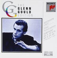 ランクB) グレン・グールド / ベートーヴェン ピアノによる「運命」「田園」