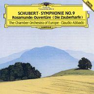 ランクB) クラウディオ・アバド / シューベルト:交響曲第9番「ザ・グレイト」、他