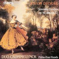 ランクB)デュオ・クロムランク / ドヴォルザーク:スラヴ舞曲 作品46&72