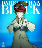 DARKER THAN BLACK-流星の双子- 3 Blu-rayDisc[初回限定版]