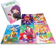 偽物語 限定版全5巻セット(HMV全巻収納BOX付き)
