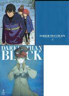 不備有)DARKER THAN BLACK-流星の双子- 3 Blu-rayDisc[初回限定版](状態:特典CD欠品)