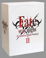 Fate/stay night [Unlimited Blade Works] Blu-ray Disc Box II [完全生産限定版]