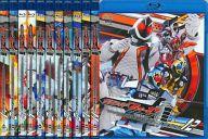 不備有)仮面ライダーフォーゼ 初回版全12巻セット(状態:収納BOX欠品)