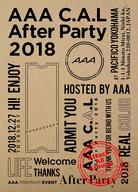 AAA / AAA C.A.L After Party 2018 [初回版]