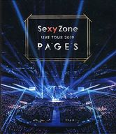Sexy Zone / Sexy Zone LIVE TOUR 2019 PAGES [通常盤]