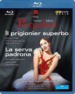 ペルゴレージ:歌劇「誇り高い囚人」/幕間劇「奥様女中」