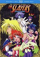THE SLAYERS REVOLUTION-R THE COMPLETE SEASONS 4&5 Blu-ray+DVD COMBO PACK[輸入盤]