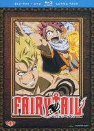 FAIRY TAIL 4 COMBO PACK [輸入盤]