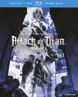 Attack on Titan Part II EPISODES 14-25[輸入盤]