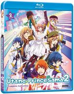 Utano Prince Sama 2 2Season Complete Collection[輸入盤]