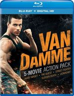 VAN DAMME 5-MOVIE ACTION PACK [輸入盤]