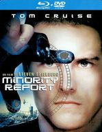 MINORITY REPORT STEELBOOK [輸入盤]