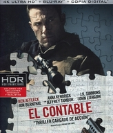 EL CONTABLE 4K ULTRA HD+BLU-RAY [輸入盤]