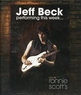Jeff Beck / performing this week... live at Ronnie Scott's [輸入盤]