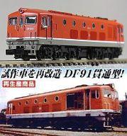 1/150 国鉄 DF91-1 貫通型・朱色 [A8196]