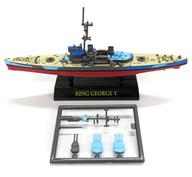 戦艦 キングジョージ5世「軍艦コレクション」