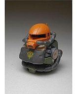 ガルマ専用 ザクII(ブラウン・シークレット) 機動戦士ガンダム ガンダムヘッド4