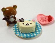 2.ケーキをデコレーション 「リラックマ のんびりクッキング」