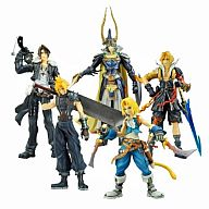 全5種セット 「DISSIDIA FINAL FANTASY TRADING ARTS Vol.1」