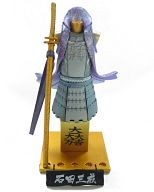 【シークレット2】 石田三成 無銘刀白 「戦国BASARA3 武器・鎧コレクション BASARA 5th Anniversary」