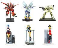 全6種セット 「ワンコイングランデフィギュアシリーズ スーパーロボット大戦OG」