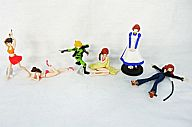 全6種セット「ルパン三世」HGIFシリーズ 峰不二子コレクション