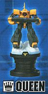 NRX-044 アッシマー(QUEEN) チェスピースコレクションDX 機動戦士Zガンダム ~黒いガンダム編~