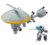 外宇宙練習艦 ジェイナス 「銀河漂流バイファム」 コスモフリートコレクション グランメカニクス02