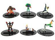 全6種セット WONDA キン肉マン必殺技フィギュアコレクション 7人の悪魔超人編
