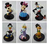 全7種セット 「ディズニーキャラクター フォーマルウェアフィギュアコレクション」