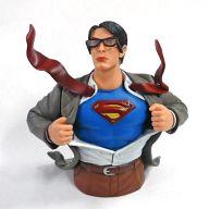 CLARK KENT BUST 「スーパーマン リターンズ コレクタージオラマ」