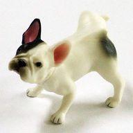 フレンチブル(パイド) 「マーキング犬2」