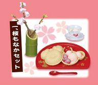 1.桜もなかセット 「ディズニー ミッキー&ミニー 桜茶屋」