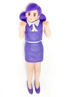 フチ子(紫) 「コップのフチ子 レインボー」 コップのフチ子展限定