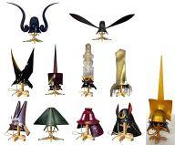 全11種セット 「真・剣鬼外伝 戦国武将当世変わり兜コレクション」
